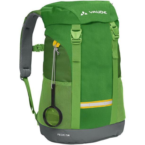 VAUDE Pecki 14 Backpack Kinder parrot green