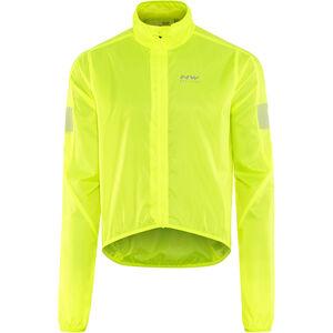 Northwave Vortex Jacket Herren yellow fluo