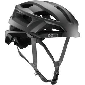 Bern FL-1 Helm matt-schwarz matt-schwarz