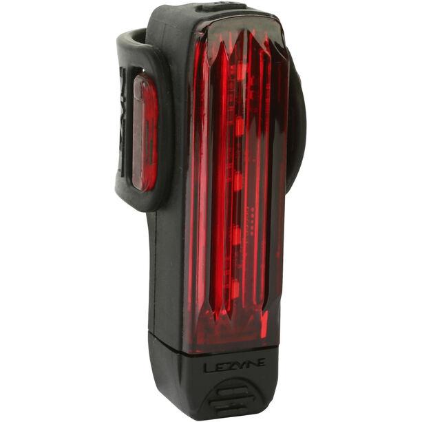 Lezyne Lite Pro+Strip Drive Beleuchtungs Set schwarz-glänzend