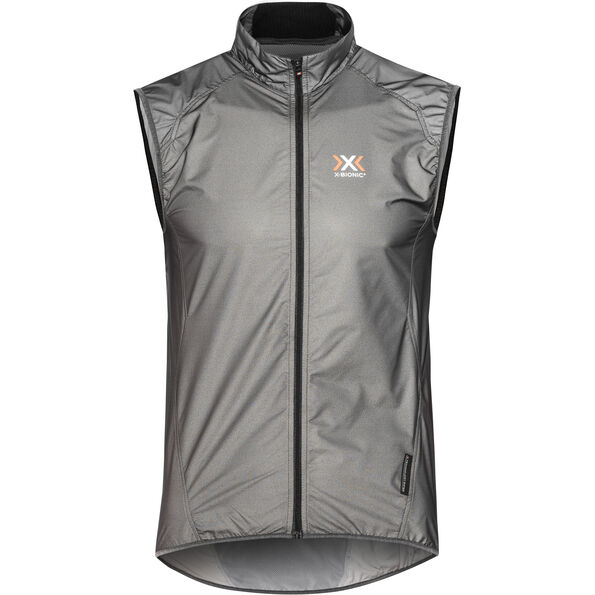 X-Bionic Streamlite Biking Vest Herren black melange