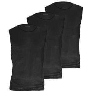 GripGrab Ultralight SL Mesh Baselayer Unisex 3-Pack black black