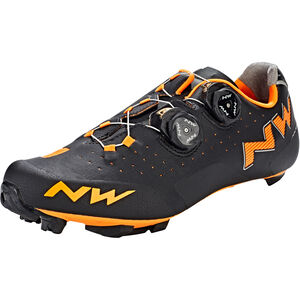 Northwave Rebel Shoes Herren black/orange black/orange