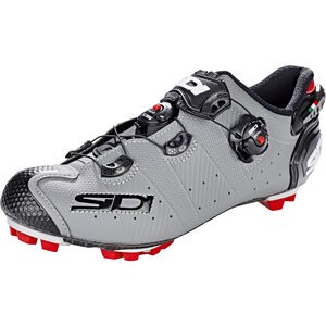 Sidi MTB Drako 2 SRS Shoes Herren matt grey/black matt grey/black