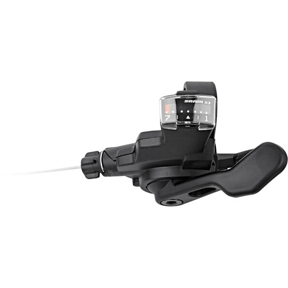 SRAM Trigger X3 Schalthebel 7-fach hinten/rechts schwarz