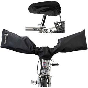 NC-17 Connect Sattel/Lenker Cover One Size Fits All schwarz bei fahrrad.de Online