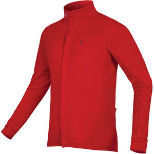 Endura Xtract Roubaix Longsleeve Jersey Men Red bei fahrrad.de Online