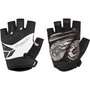Roeckl Index Handschuhe schwarz/weiß schwarz/weiß