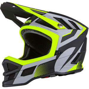 O'Neal Blade Helm Oxyd gray/neon yellow gray/neon yellow