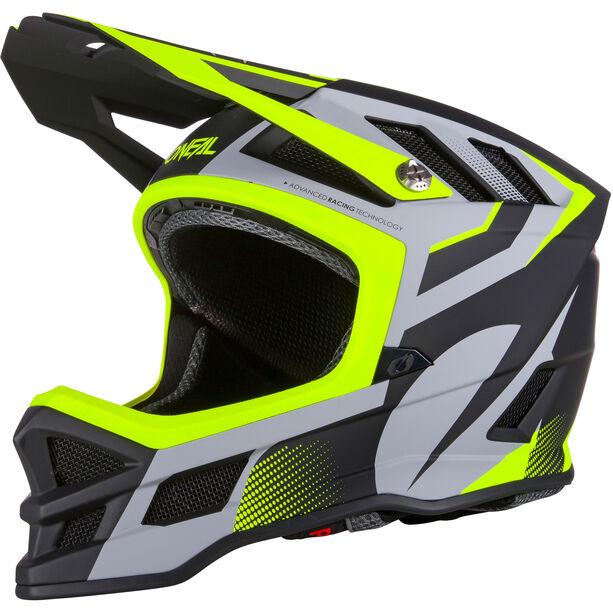 O'Neal Blade Helm Oxyd gray/neon yellow