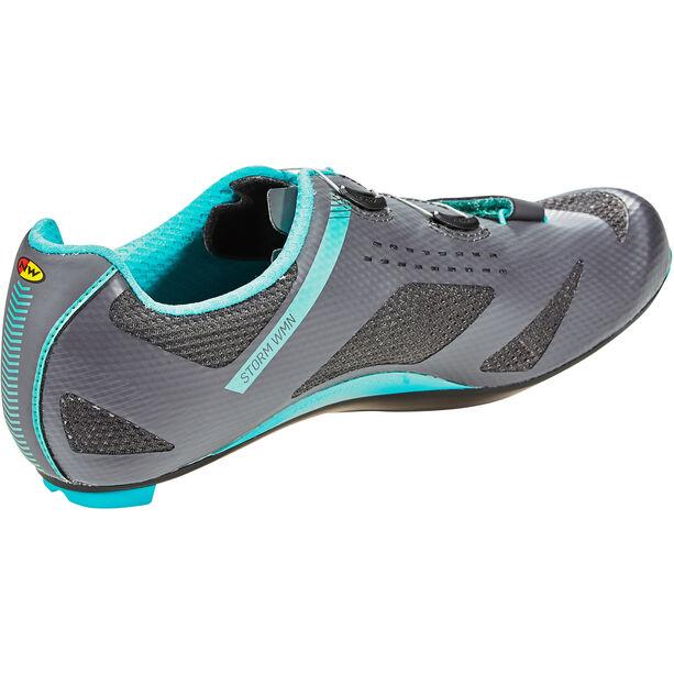 Northwave Storm Shoes Damen anthra/aqua