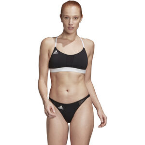 adidas All Me Volley Bikini-Oberteil Damen black/white black/white