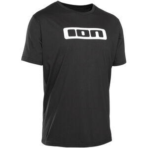 ION Logo Tee SS Herren black black