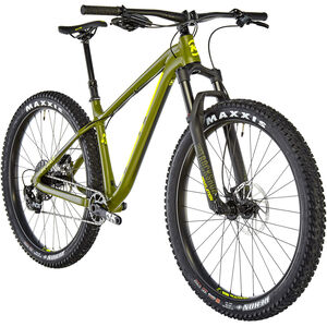Kona Big Honzo DL matt olive/charcoal yellow matt olive/charcoal yellow