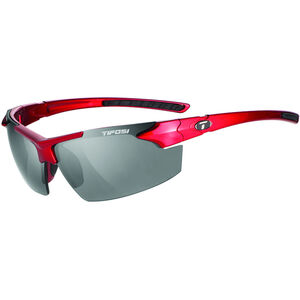 Tifosi Jet FC Glasses metallic red - smoke bei fahrrad.de Online
