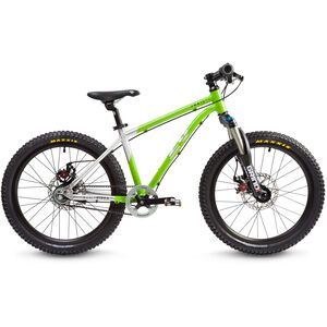 "Early Rider Hellion Trail HT 20"" Kinderrad brushed aluminum/lime bei fahrrad.de Online"