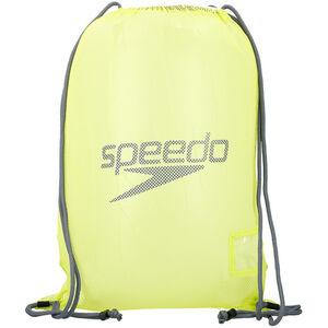 speedo Equipment Mesh Bag 35l lime punch/ oxid grey lime punch/ oxid grey