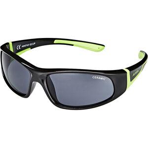 Alpina Flexxy Glasses Kinder black-green black-green