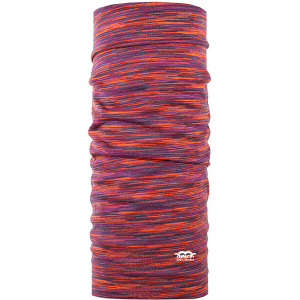 P.A.C. Merino Wolle Multitube multi sunrise
