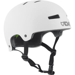 TSG Evolution Injected Color Helmet injected white injected white