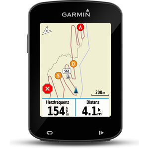 Garmin Edge 820 GPS Fahrradcomputer inkl. Aero Lenkerhalterung schwarz bei fahrrad.de Online