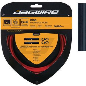 Jagwire Pro Hydraulic Bremsschlauch schwarz schwarz