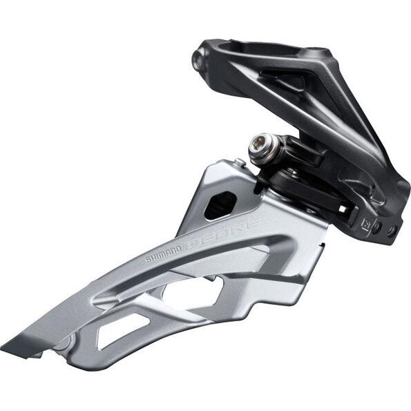 Shimano Deore MTB FD-M6000 Umwerfer 3x10-fach Side Swing Schelle hoch