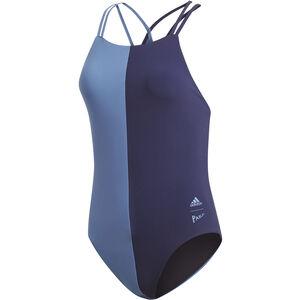 adidas Fit PAR Swimsuit Women legend ink/corblu bei fahrrad.de Online