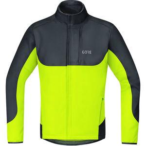 GORE WEAR C5 Gore Windstopper Thermo Trail Jacke Herren black/neon yellow black/neon yellow