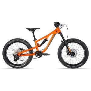 "Norco Bicycles Fluid FS 1 20"" Kinder valencia orange/charcoal valencia orange/charcoal"