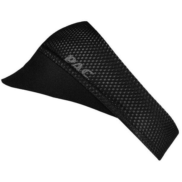 P.A.C. Ultra Visor Headband black