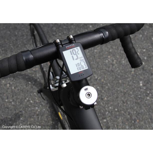 CatEye Padrone CC-PA100W Fahrradcomputer schwarz