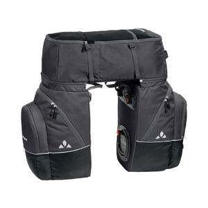 VAUDE Karakorum Pannier Set 3 Pieces black black