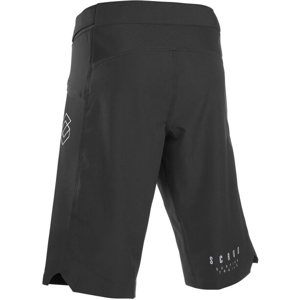 ION Scrub AMP Bike Shorts Herren black