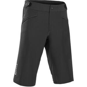 ION Scrub AMP Bike Shorts Long Herren black black