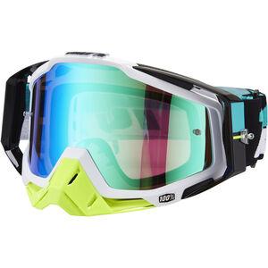 100% Racecraft Anti Fog Mirror Goggles st barth bei fahrrad.de Online
