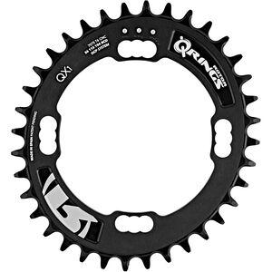 Rotor MTB XC1 Q-Ring Kettenblatt Singlespeed schwarz schwarz