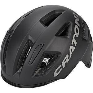 Cratoni C-Pure Fahrradhelm schwarz matt schwarz matt