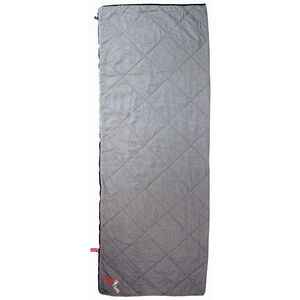 Grüezi-Bag WellhealthBlanket Wool Sleeping Bag grey melange grey melange