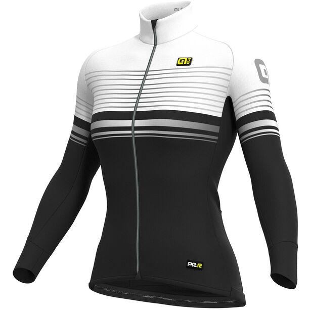 Alé Cycling Graphics PRR Slide Micro Jersey Damen black-white