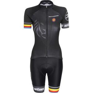 Bioracer Van Vlaanderen Pro Race Set Damen black black