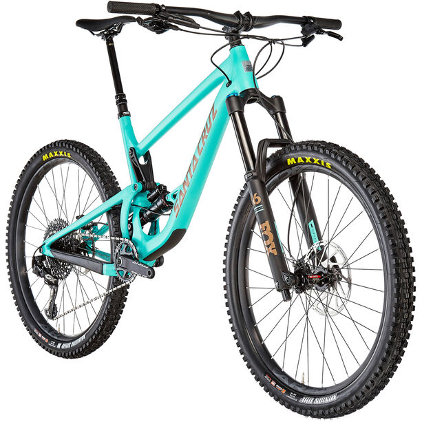 Santa Cruz Bronson 3 AL S-Kit blue