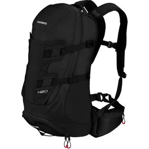 Shimano Hotaka Backpack 20 L black/red black/red