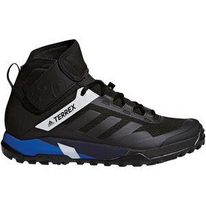 adidas TERREX Trail Cross Protect Shoes Men Blue Beauty/Core Black/Collegiate Navy