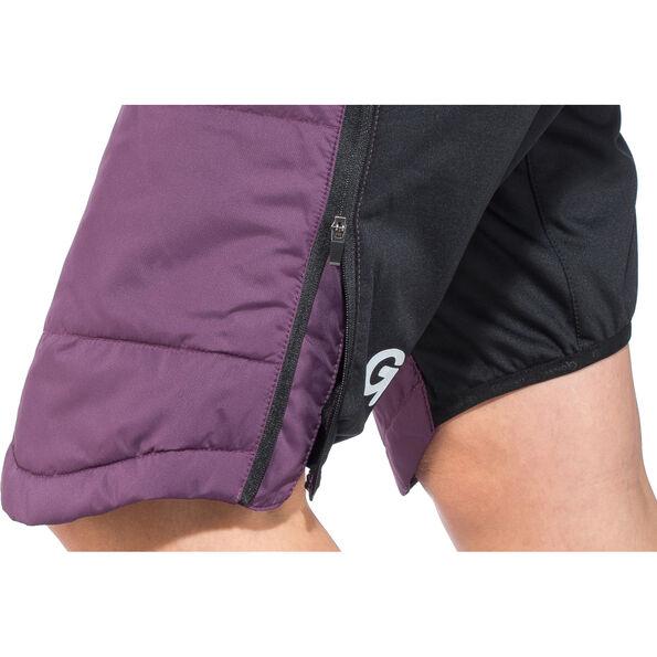 Gonso Morb Thermo Shorts Damen plum purple
