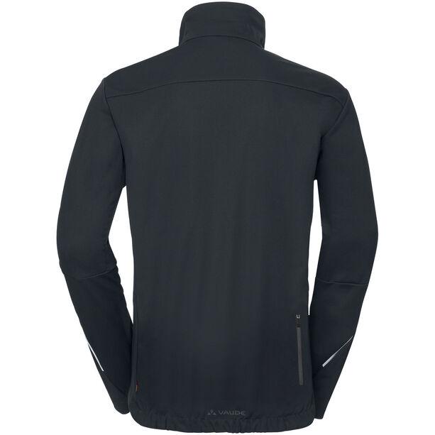 VAUDE Larrau Softshell Jacket Herren phantom black