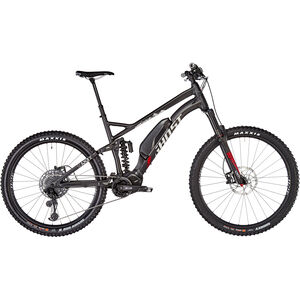 "Ghost Hybride SL AMR X S3.7+ AL 29/27,5+"" night black/iridium silver/riot red bei fahrrad.de Online"