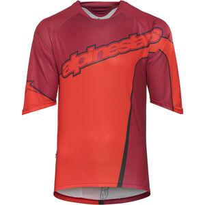 Alpinestars Crest 3/4 Jersey Herren rio red alpinestars red rio red alpinestars red