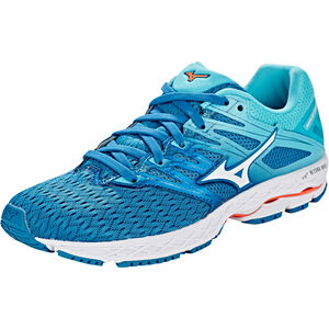 Mizuno Wave Shadow 2 Shoes Women Blue Sapphire/White/Blue Curacao bei fahrrad.de Online