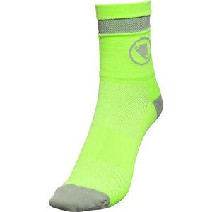 Endura Luminite Socks TwinPack hi-viz green/reflective hi-viz green/reflective